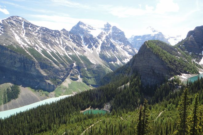 Little Beehive Trail, Lake Louise, Canada
