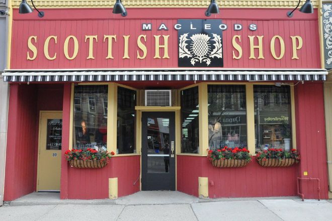 MacLeods Scottish Shop, Stratford, Canada