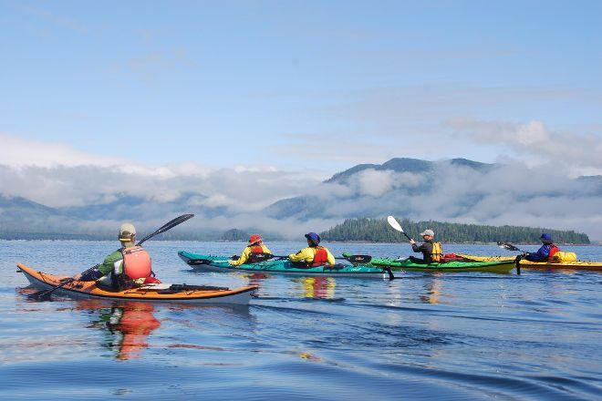 Majestic Ocean Kayaking, Ucluelet, Canada
