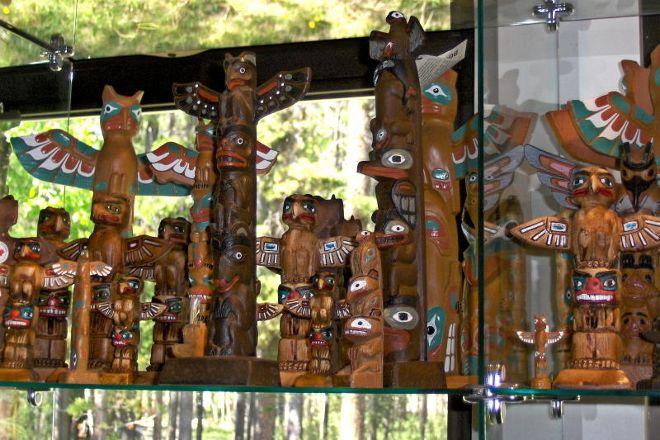 Malige Canyon Restaurant and Gift Shop, Jasper, Canada