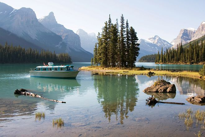 Maligne Adventures, Jasper, Canada