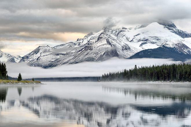 Maligne Lake, Jasper National Park, Canada