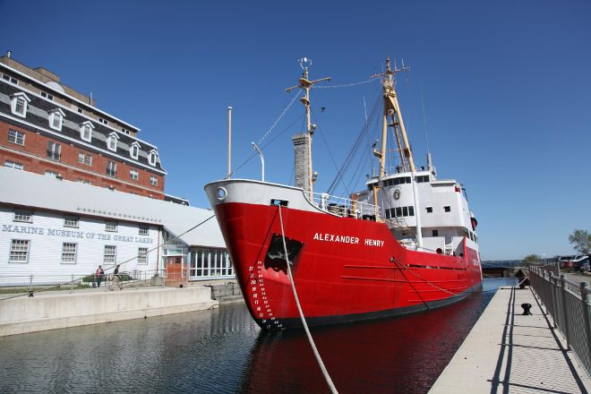 Marine Museum of the Great Lakes, Kingston, Canada