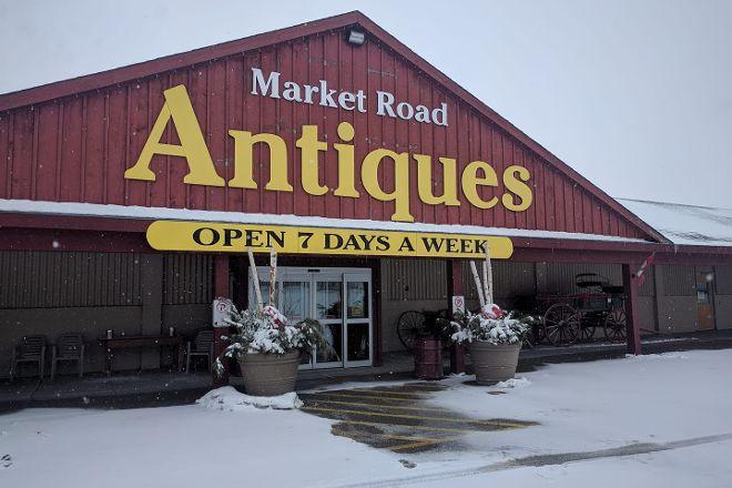 Market Road Antiques, Waterloo, Canada