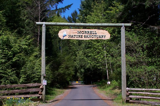Morrell Sanctuary, Nanaimo, Canada
