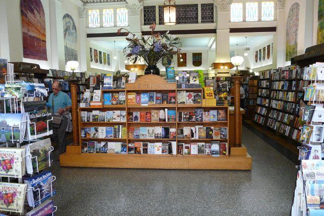 Munro's Books, Victoria, Canada