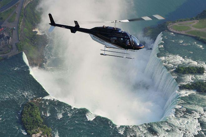 National Helicopters - Niagara Falls Heli-Tours, Niagara-on-the-Lake, Canada