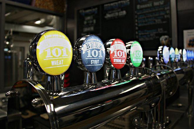 Niagara College Teaching Brewery, Niagara-on-the-Lake, Canada