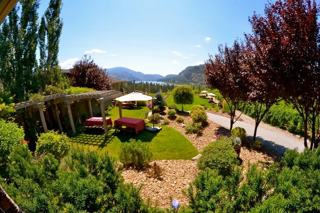 Noble Ridge Vineyard and Winery, Okanagan Falls, Canada