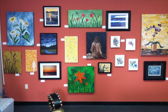 Ocean View Art Gallery, Carbonear, Canada
