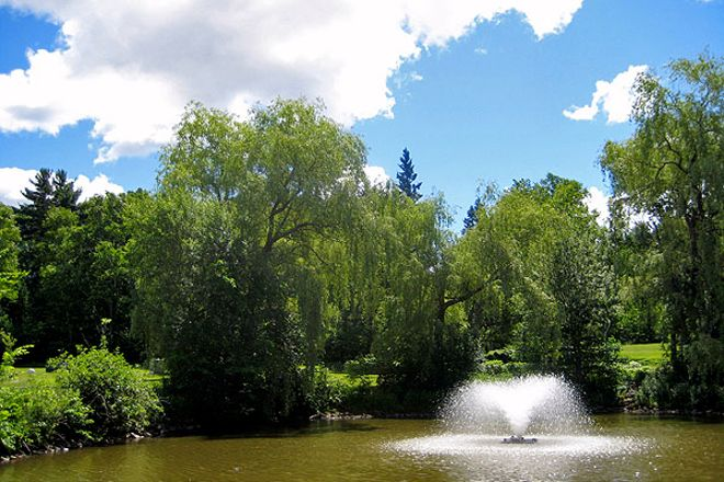 Odell Park, Fredericton, Canada