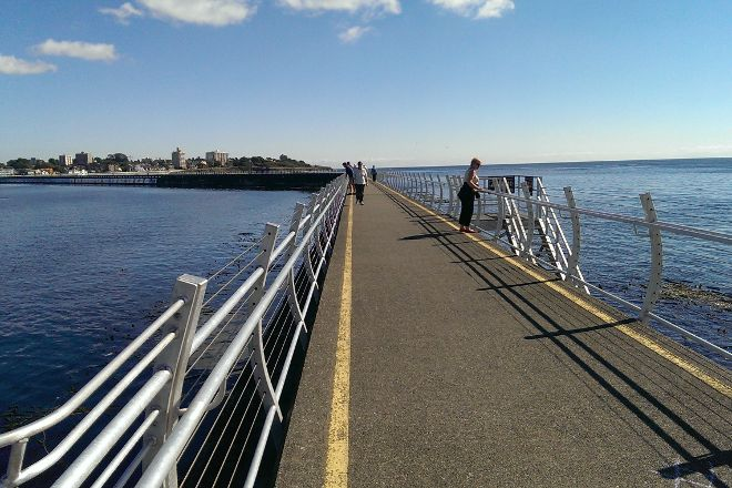 Ogden Point Terminal & Breakwater, Victoria, Canada