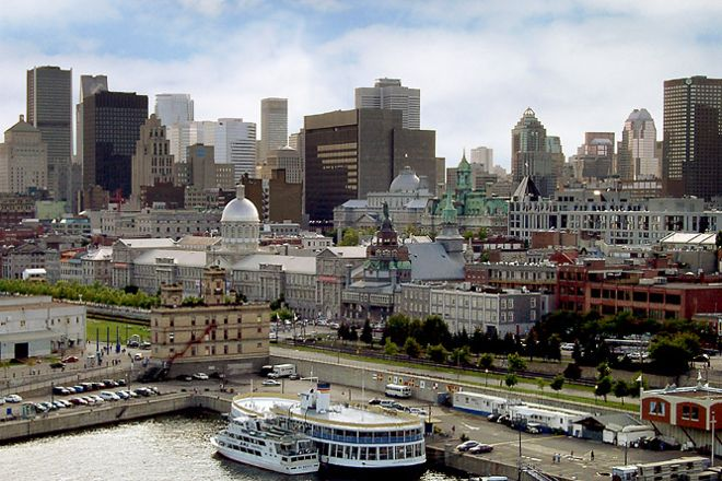 Old Port of Montreal, Montreal, Canada