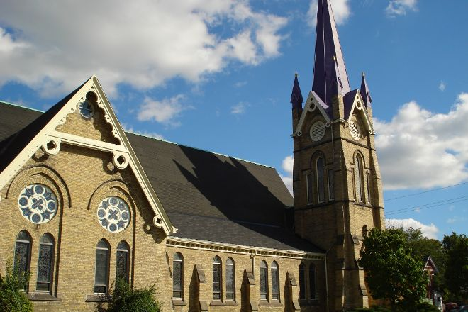 Old St Thomas Church, Saint Thomas, Canada