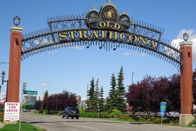Old Strathcona, Edmonton, Canada