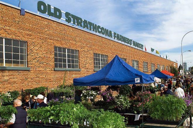 Old Strathcona Farmers' Market, Edmonton, Canada