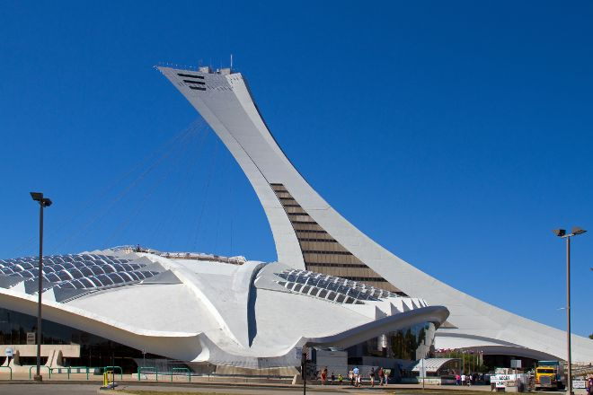 Olympic Park (Parc olympique), Montreal, Canada