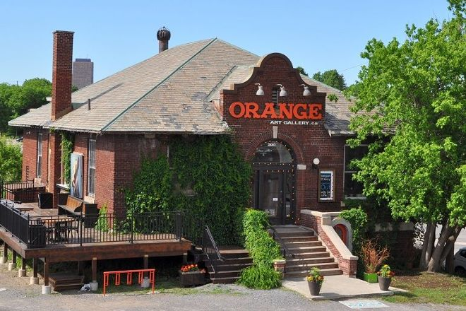 Orange Art Gallery, Ottawa, Canada