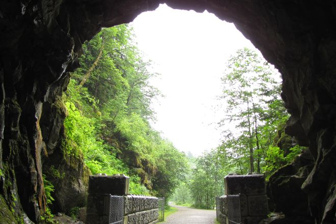 Othello Tunnels, Hope, Canada