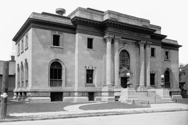 Ottawa Public Library, Ottawa, Canada