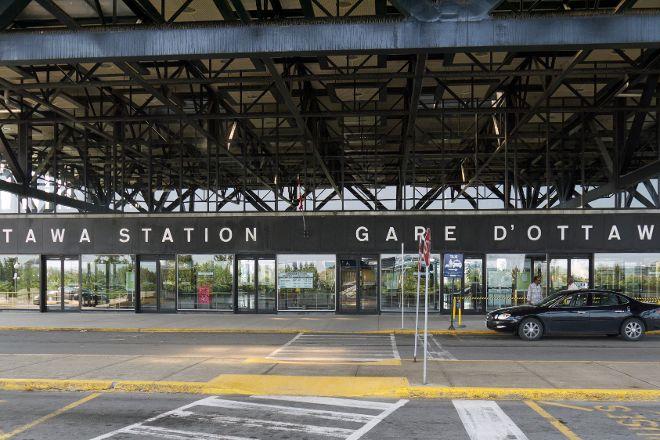 Ottawa Train Station, Ottawa, Canada