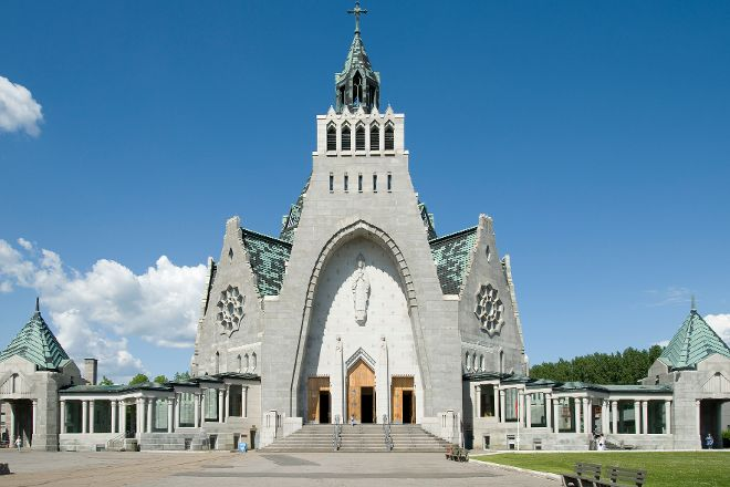 Our Lady of the Cape Shrine, Trois-Rivieres, Canada
