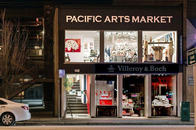 Pacific Arts Market, Vancouver, Canada