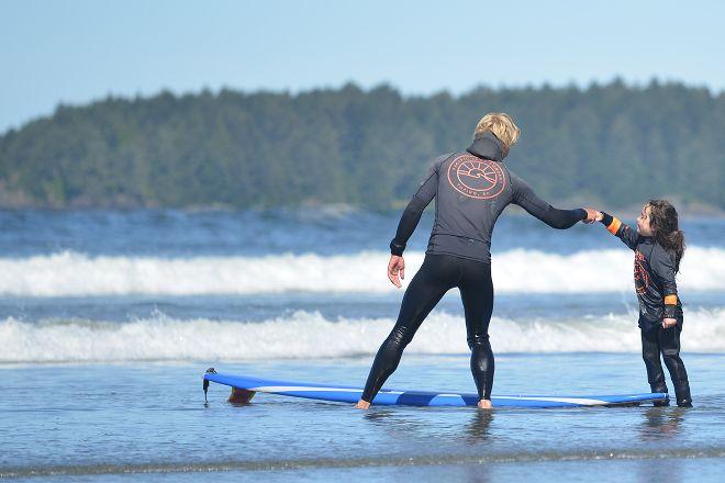 Pacific Surf School, Tofino, Canada