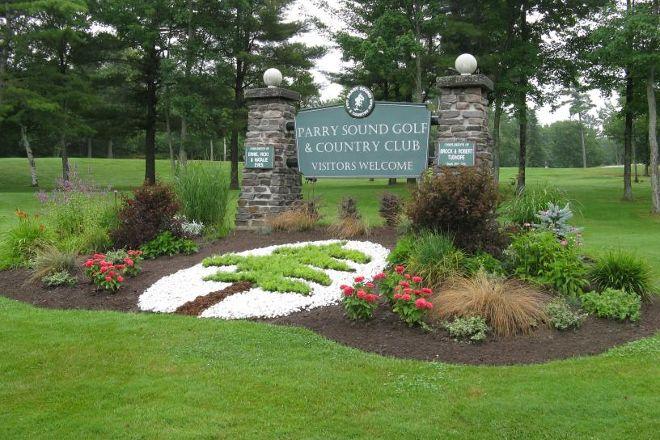 Parry Sound Golf & Country Club, Parry Sound, Canada