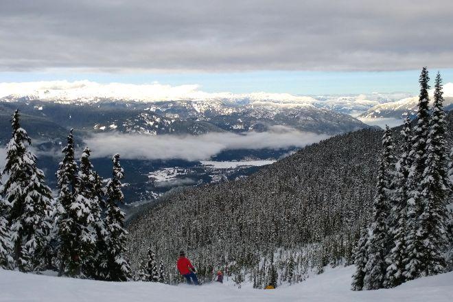Peak to Creek, Whistler, Canada