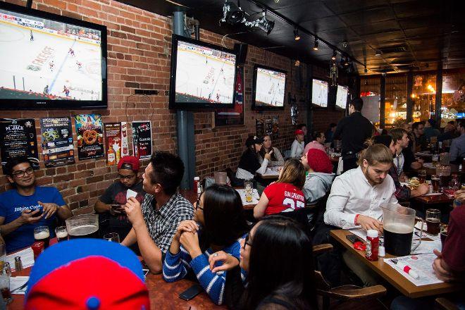 Peel Pub, Montreal, Canada