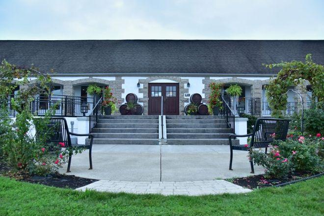 Pelee Island Winery Pavilion on Pelee Island, Pelee Island, Canada