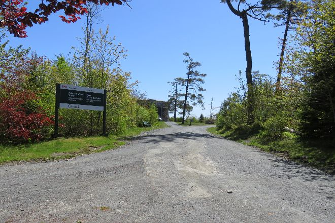 Point Pleasant Park, Halifax, Canada