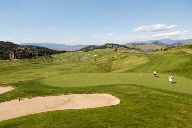 Predator Ridge Golf Resort, Vernon, Canada
