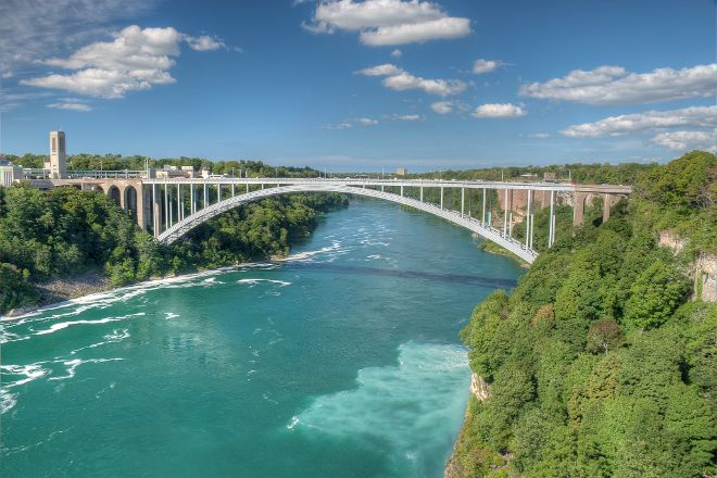 Rainbow Bridge, Niagara Falls, Canada