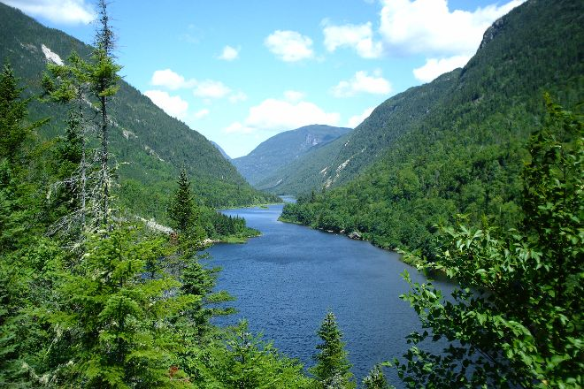 Regional Park of Hautes-Gorges of the Malbaie River, Clermont, Canada