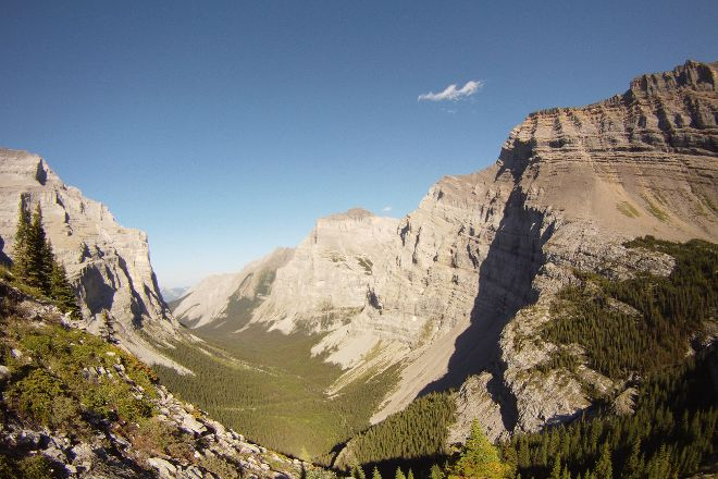 Ribbon Creek Trail, Canmore, Canada