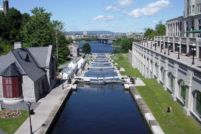 Rideau Canal National Historic Site, Ottawa, Canada