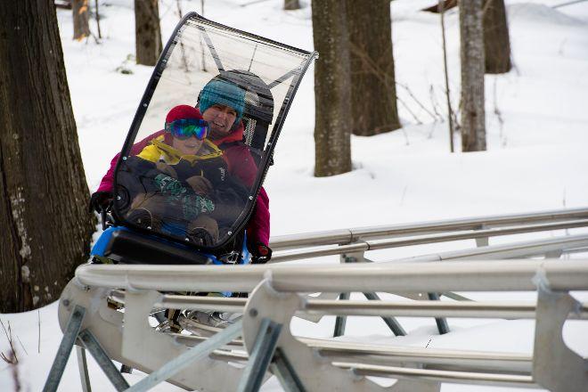 Ridge Runner Mountain Coaster, Blue Mountains, Canada