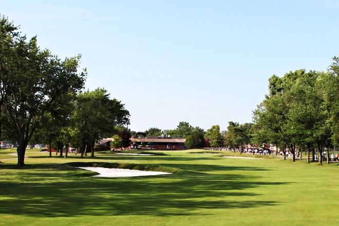 Roseland Golf & Curling Club, Windsor, Canada