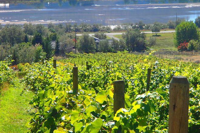 Sagewood Winery, Kamloops, Canada