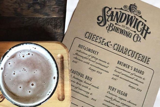 Sandwich Brewing Co., Windsor, Canada