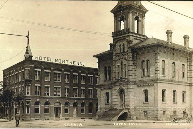 Sarnia Historical Society, Sarnia, Canada
