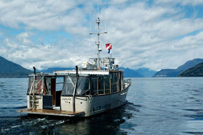 Sea Dragon Charters, Horseshoe Bay, Canada