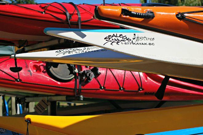Sealegs Kayaking & Marine Adventures, Ladysmith, Canada