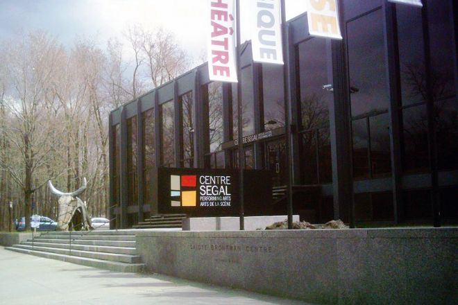 Segal Centre for Performing Arts, Montreal, Canada