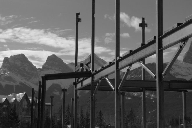 Shrine Church of Our Lady of the Rockies Parish, Canmore, Canada