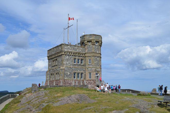 Signal Hill, St. John's, Canada