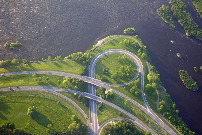 Sir John A. MacDonald Parkway, Ottawa, Canada