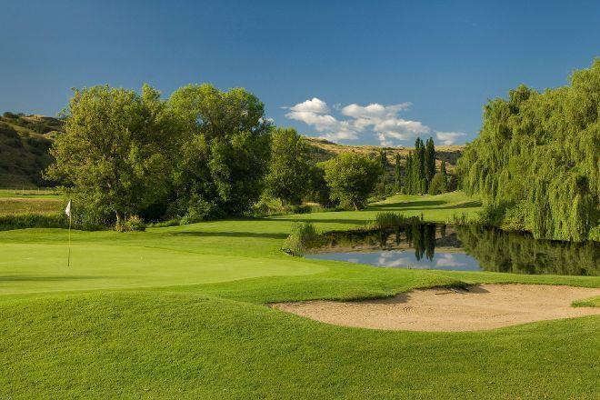 Spallumcheen Golf & Country Club, Vernon, Canada